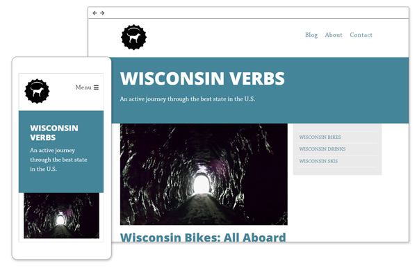 Wisconsin Verbs Website